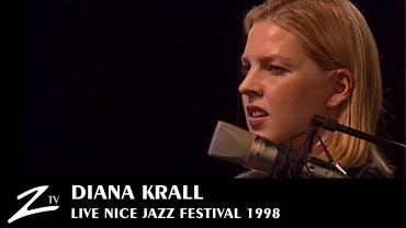 Diana Krall – Nice Jazz Festival