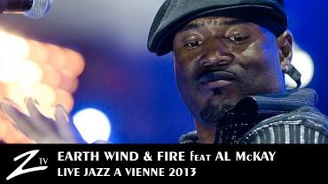 Earth Wind & Fire – Jazz à Vienne 2012