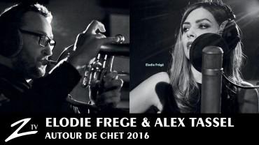 Elodie Frege & Alex Tassel