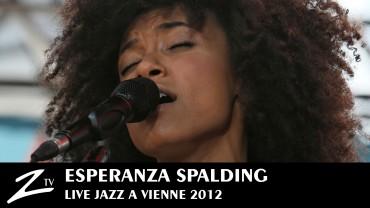 Esperanza Spalding – Jazz à Vienne 2012