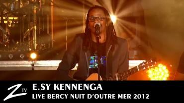 Esy Kennenga – Nuit d'Outre Mer 2012