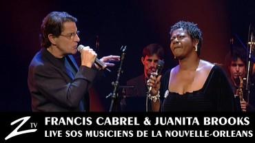 Francis Cabrel & Juanita Brooks