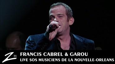 Francis Cabrel & Garou