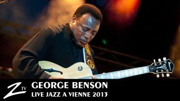 George Benson – Jazz à Vienne 2013