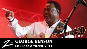 George Benson – Jazz à Vienne 2011