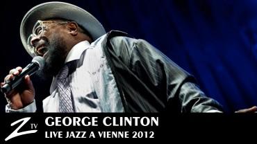 George Clinton – Jazz à Vienne 2012