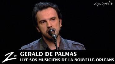 Gérald De Palmas – Palais des Congrès de Paris 2005