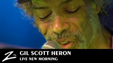 Gil Scott Heron – New Morning