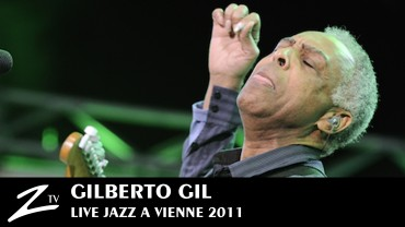 Gilberto Gil – Jazz à Vienne 2011