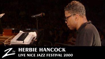 Herbie Hancock – Nice Jazz Festival 2000