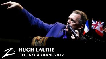 Hugh Laurie – Jazz à Vienne 2013