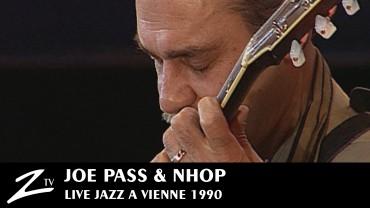 Joe Pass – Jazz à Vienne