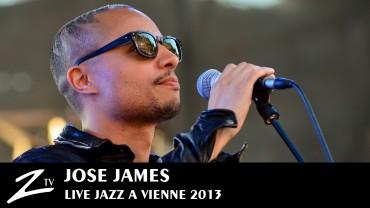 José James – Jazz à Vienne 2013