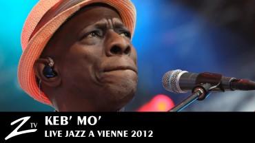 Keb' Mo' – Jazz à Vienne 2012