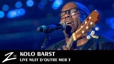 Kolo Barst – Nuit d'Outre Mer III 2015