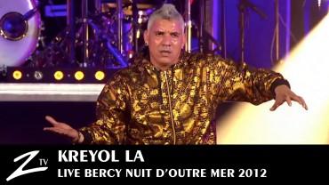 Kreyol LA – Nuit d'Outre Mer 2012