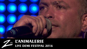L'Animalerie – Demi Festival 2016