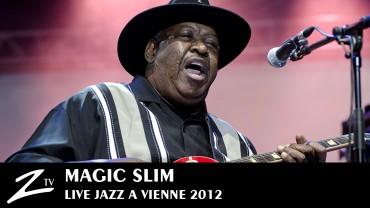 Magic Slim & Keb' Mo' – Jazz à Vienne 2012