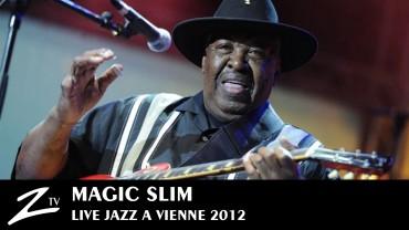Magic Slim – Jazz à Vienne 2012