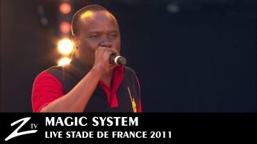 Magic System – Stade de France 2011