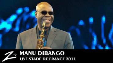 Manu Dibango – Stade de France 2011