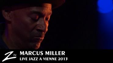 Marcus Miller – Jazz à Vienne 2013