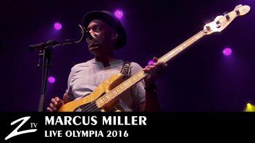 Marcus Miller – Olympia