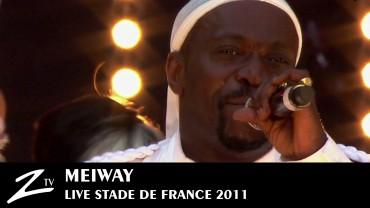 Meiway – Stade de France 2011