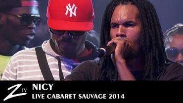 Nicy – Cabaret Sauvage 2014