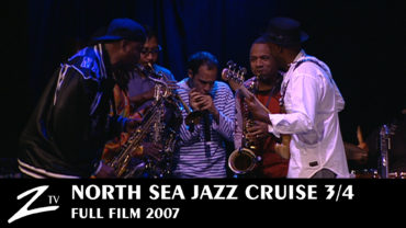 North Sea Jazz Cruise 2007 – Texas Horns – Episode 3