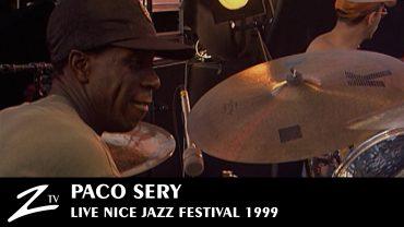 Paco Sery Group – Nice Jazz Festival