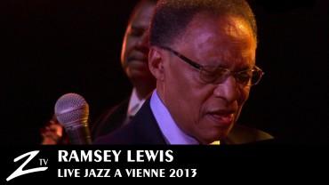 Ramsey Lewis – Jazz à Vienne 2013