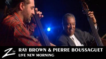 Ray Brown & Pierre Boussaguet