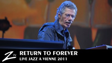 Return to Forever – Jazz à Vienne 2011