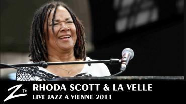 Rhoda Scott – Jazz à Vienne 2011