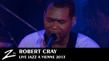 Robert Cray – Jazz à Vienne 2013