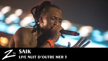 Saik – Nuit d'Outre Mer III 2015