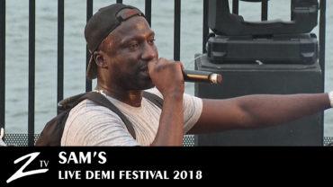 Sam's & Demi Portion – Demi Festival 2018