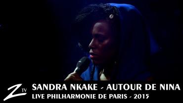 Sandra NKake – Autour de Nina – Philharmonie de Paris