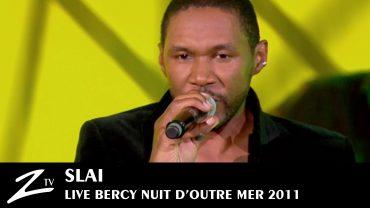 Slai – Nuit d'Outre Mer 2011