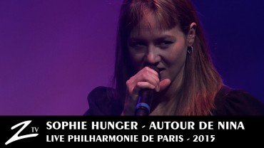 Sophie Hunger – Philharmonie de Paris