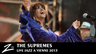 The Supremes – Jazz à Vienne 2013