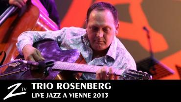 Trio Rosenberg – Jazz à Vienne 2013