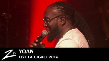 Yoan – La Cigale 2016