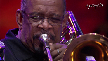 Fred Wesley Jazz à Vienne 2012